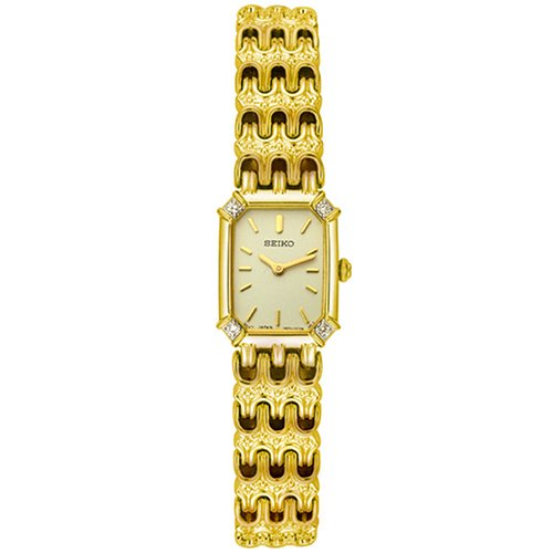 Seiko Women's SUJ210 Diamond Accent Watch