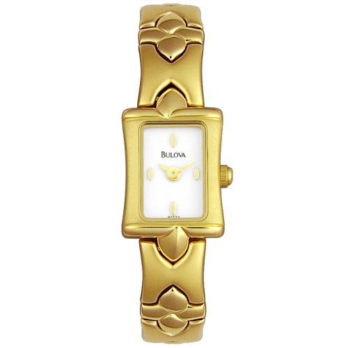 Bulova Women'S 97T73 Gold-Tone Bracelet Watch