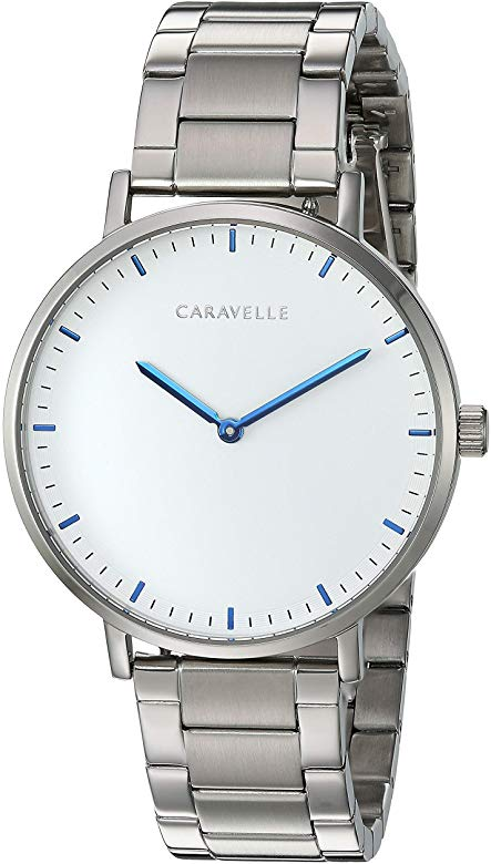 Caravelle by Bulova Men's Stainless Steel Watch - 43A150