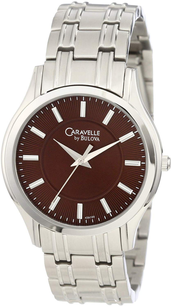 Caravelle by Bulova Men's 43A100 Watch