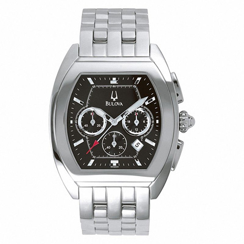 Bulova Men's 96G59 Chronograph Bracelet Watch