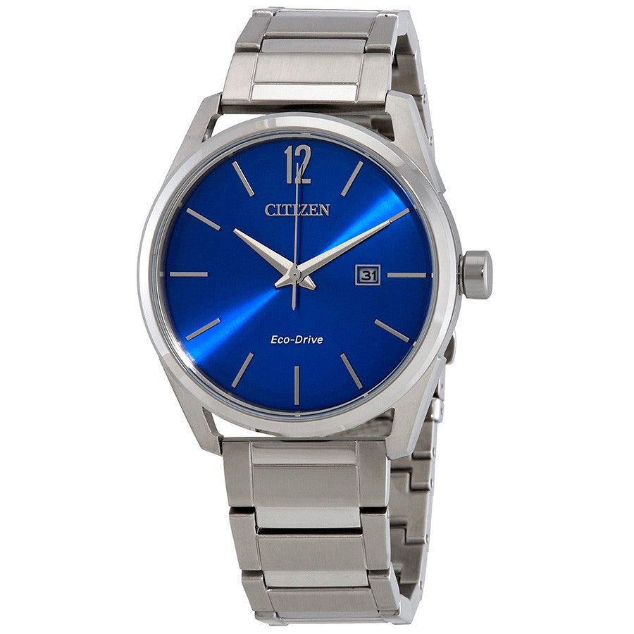 Citizen Blue Dial Men's Watch Model # BM7410-51L