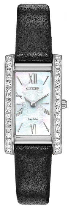Citizen Silhouette Crystal Watch model #  EX1470-01D