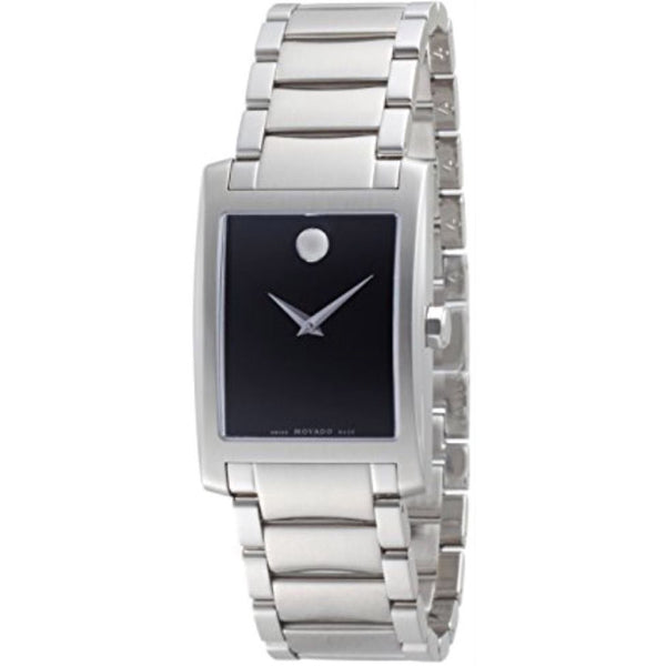 Men's Certe Quartz Black Dial Watch Model No. 0606403