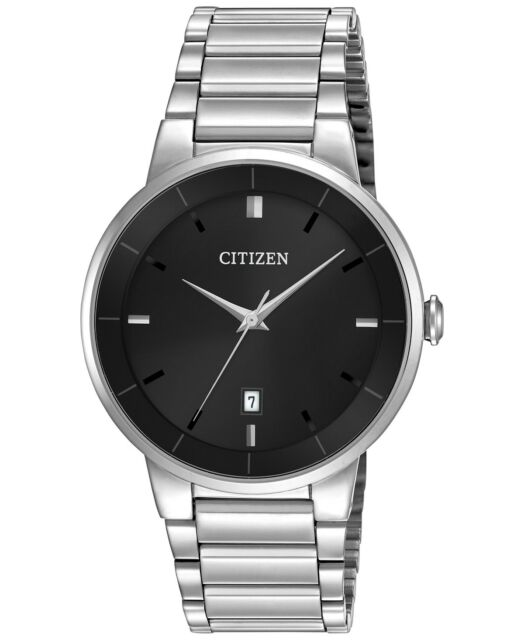 Citizen Men's Stainless Steel Bracelet Watch B15010-59F