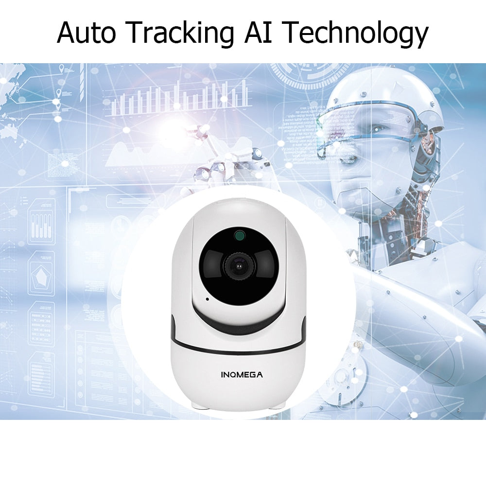 Auto Tracking Cloud Camera