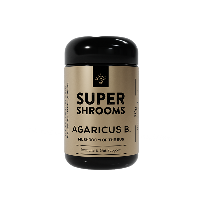 Agaricus B. Extract - Super Shrooms