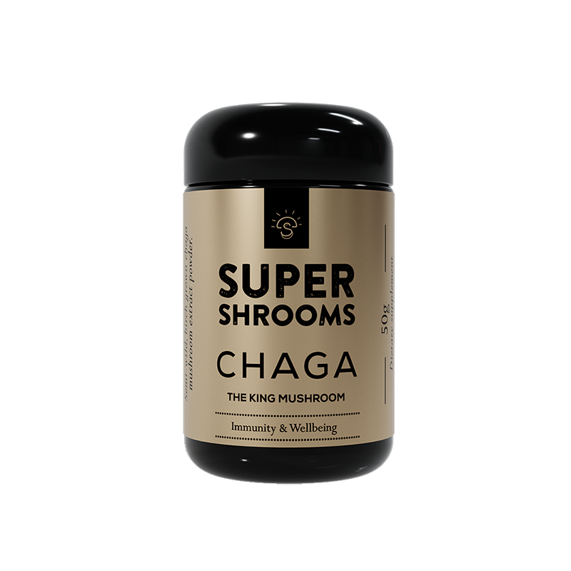 Chaga Extract - Super Shrooms