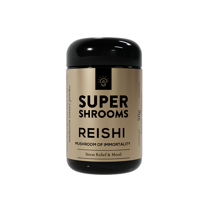 Reishi Extract - Super Shrooms