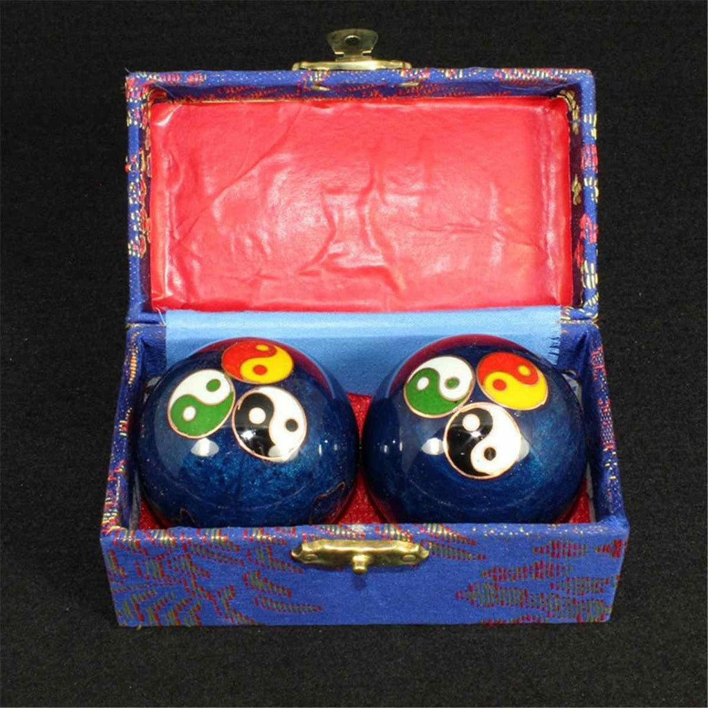 Meditation Baoding Balls - Ancient Elk