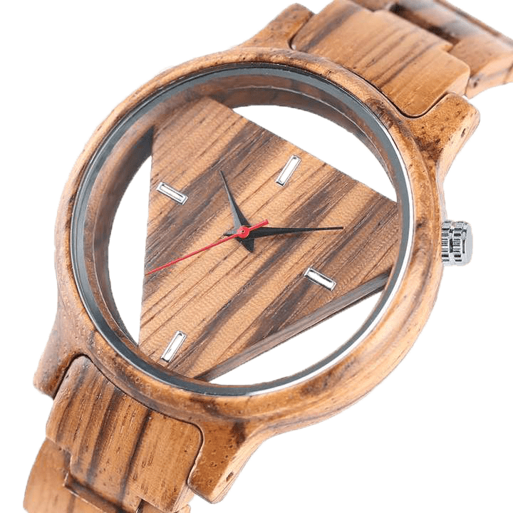Inverted Geometric Watch