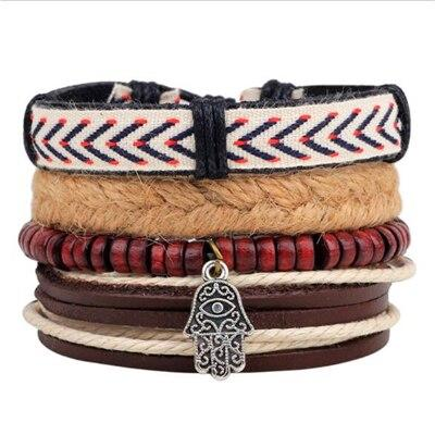 Vintage Tribal Mixed Bracelet
