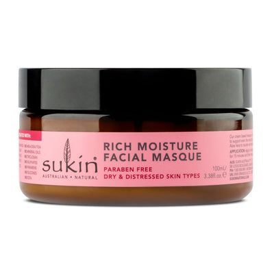 Rosehip Rich Moisture Facial Masque