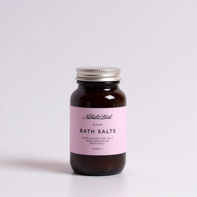 BLOOM BATH SALTS 100ml