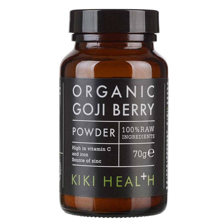 GOJI BERRY POWDER, Organic – 70g