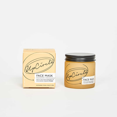 CLARIFYING FACE MASK W/ OLIVE POWDER 60ML
