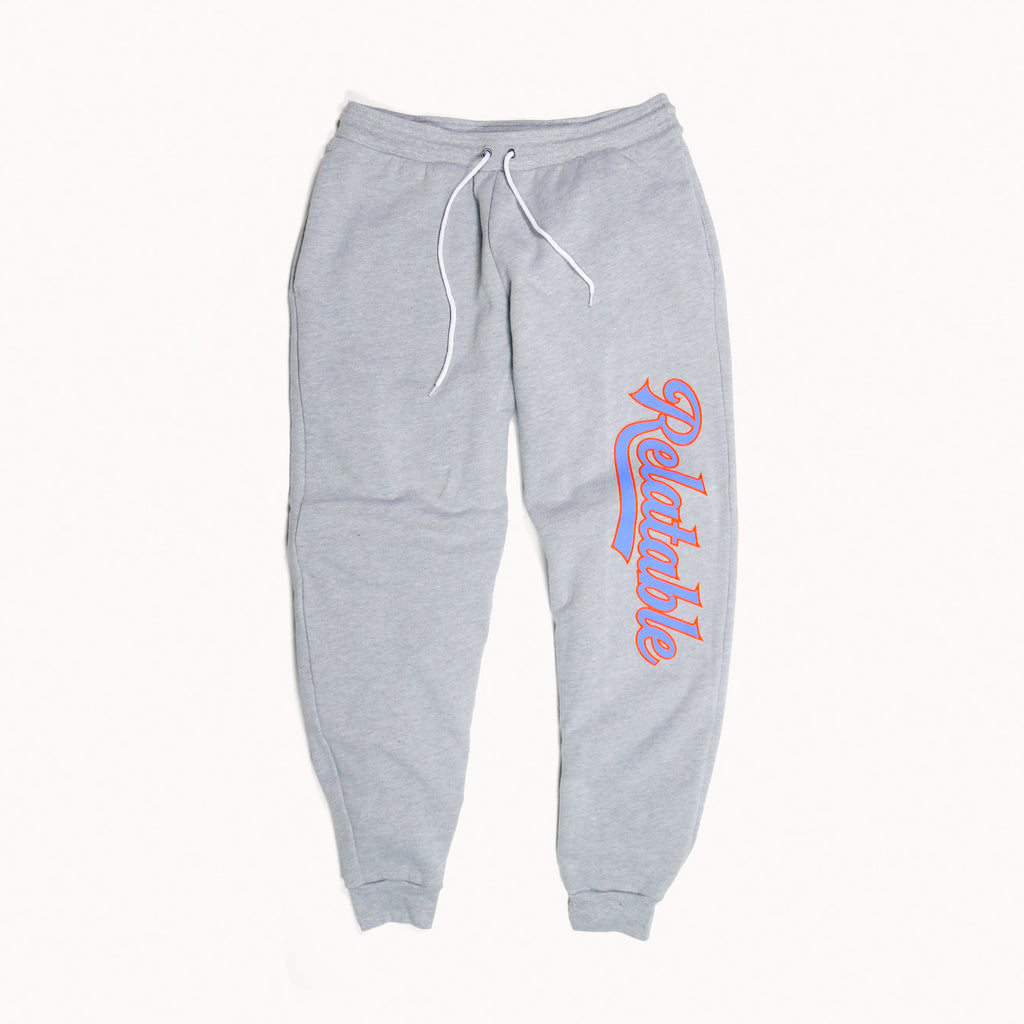 Relatable Grey Joggers