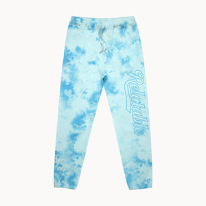 Relatable Lollipop Blue Dye Sweatpants