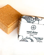 Make + Mary Soul Shine Bath Bomb
