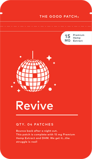 The Good Patch  REVIVE |4 pack