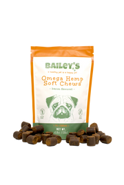 Bailey's Bacon Chews