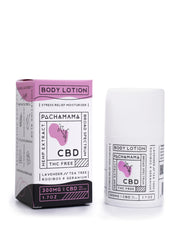 Pachamama CBD Body Lotion - Tribe CBD + Cannabinoids