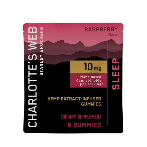 Charlotte's Web Full Spectrum CBD Gummies