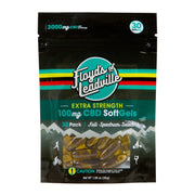 Floyd's of Leadville Full Spectrum CBD Softgels - EXTRA STRENGTH 100 mg - Tribe CBD + Cannabinoids