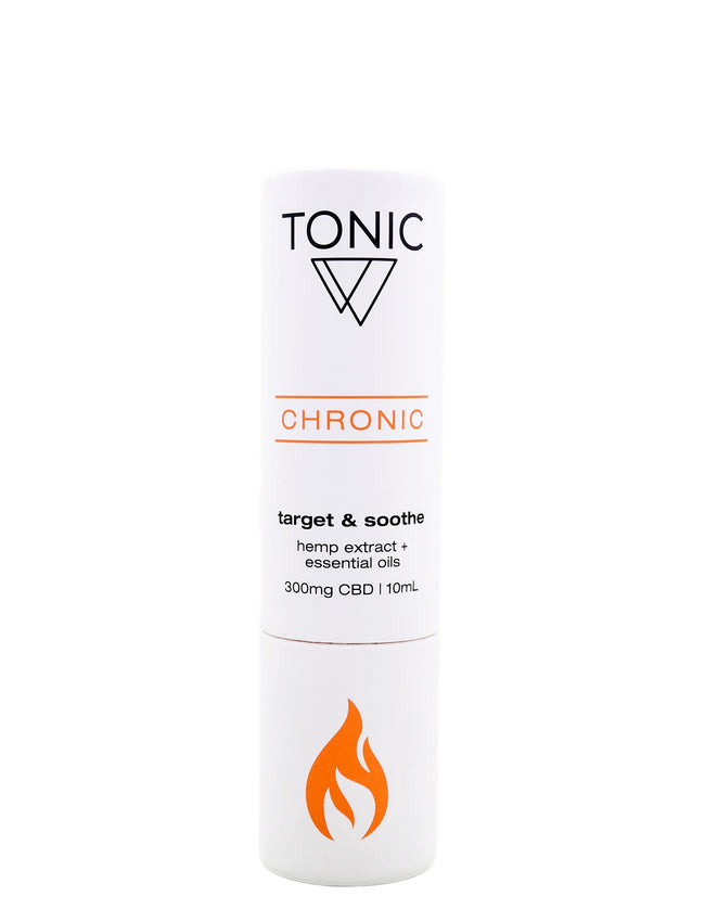 Tonic Roll-On: Chronic Tonic - Tribe CBD + Cannabinoids