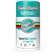 Floyd's of Leadville CBD Sports Cream 1200mg / 350mg - Tribe CBD + Cannabinoids