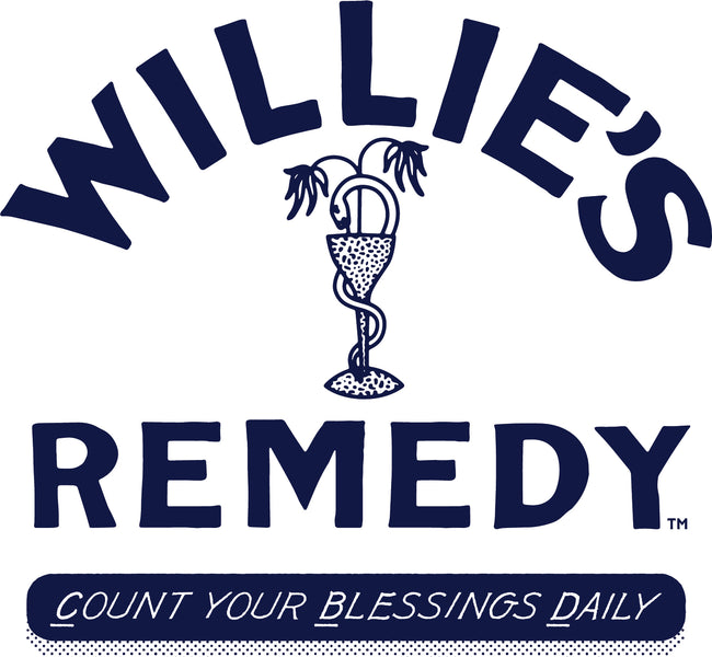 Willie's Remedy CBD Loose Leaf Tea 300mg- 3 flavors - Tribe CBD + Cannabinoids