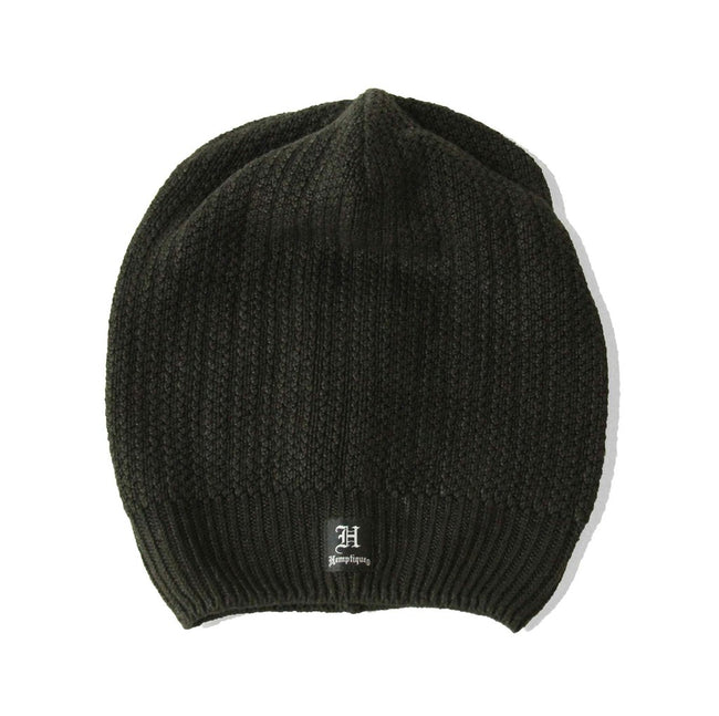 100% Hemp Beanies - Long - Tribe CBD + Cannabinoids