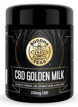 Buddah Teas CBD Golden Milk - Tribe CBD + Cannabinoids