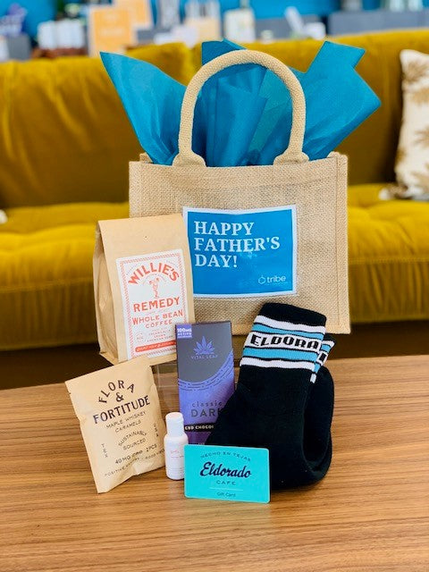 """The Dude"" Father's Day Gift Bag - Tribe CBD + Cannabinoids"
