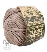 Hemp Craft + Gardening Cord - Tribe CBD + Cannabinoids