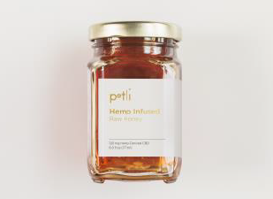 Potli CBD Honey Jar - Tribe CBD + Cannabinoids