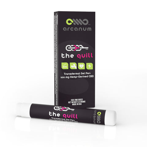 Arcanum The Quill 2 mg - Tribe CBD + Cannabinoids