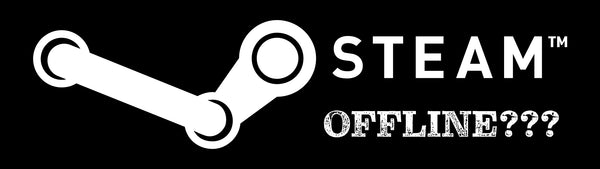 Steam was offline a few times on Thursday the 30th of January 2020