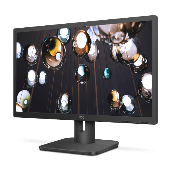"AOC Monitor AOC-24E1H 23.8"" IPS Panel"