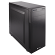 Corsair Carbide Series™ 100R Silent Edition Mid-Tower ATX Case; Black