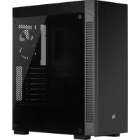 CORSAIR 110R Tempered Glass Mid-Tower ATX Case