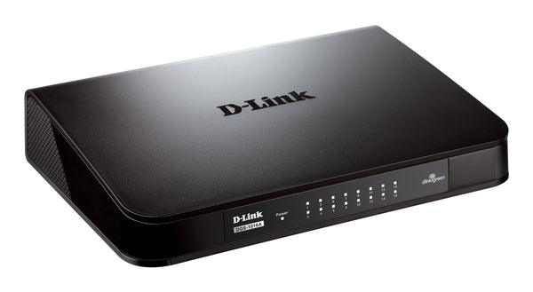 D-Link 16-Port 10/100/1000Base-T Switch
