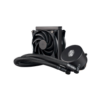 COOLER MASTER MASTERLIQUID 120 PRE-FILLED LIQUID BASED CPU COOLER