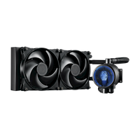 COOLER MASTER MASTERLIQUID PRO 280 PRE-FILLED LIQUID BASED CPU COOLER