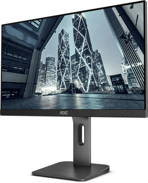 "AOC Monitor AOC-24P1U 23.8"" IPS Panel"