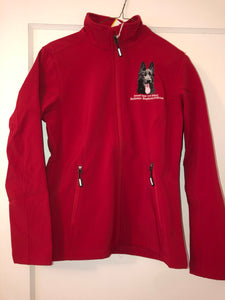 Ladies Active Wear Jacket XL - Red