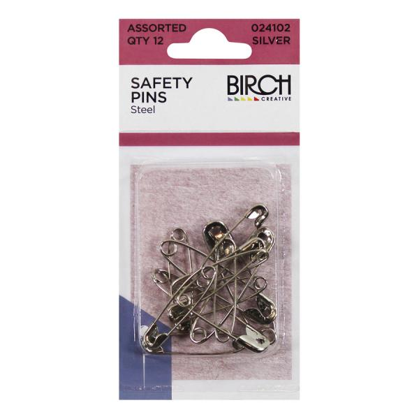 Steel Safety Pins