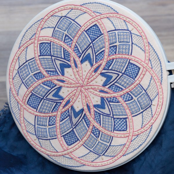 Flower of Life Mandala- Full Kit