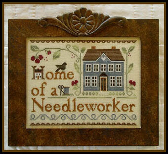 Home of a Needleworker (Too!) by Little House Needleworks