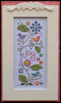 Joyful Summer by Country Cottage Needleworks